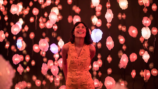 For one night only Pipilotti Rist: Sip My Ocean is banning selfies