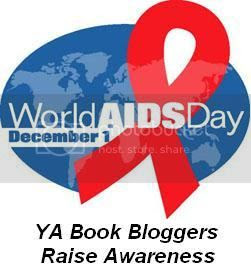 world AIDs day YA bloggers raise awareness