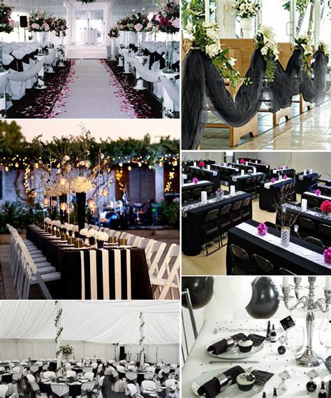 Best ideas for Black theme wedding ? lianggeyuan123
