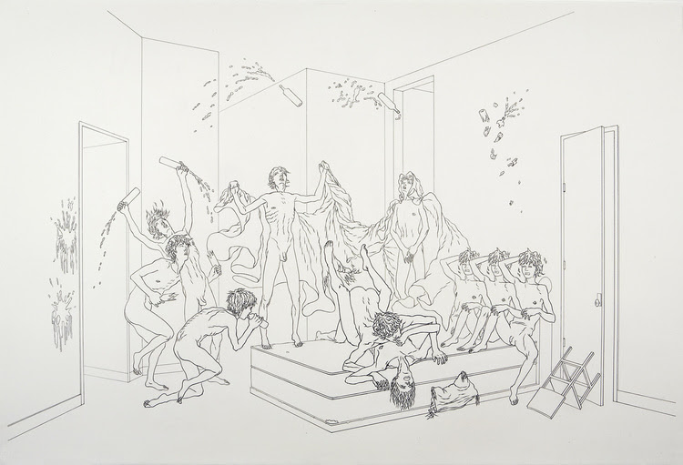 Bedroom Suite #2 (2007)