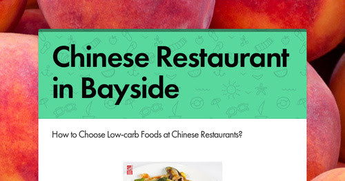 Chinese Restaurant in Bayside