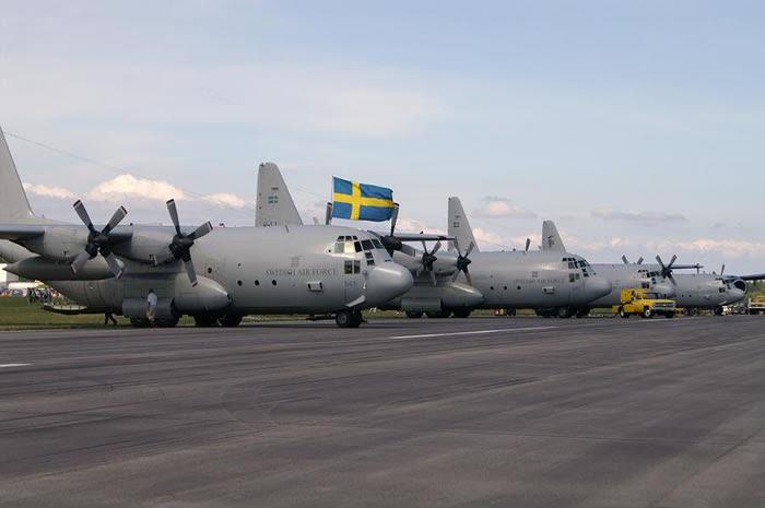 ¿Suecia pierde interés en el KC-390?