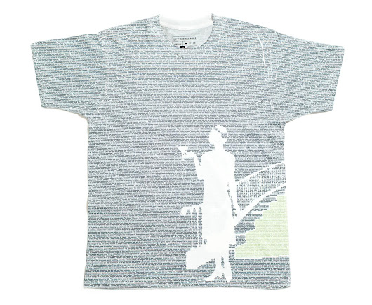 Litographs - Books on T-shirts, Posters, and Tote Bags