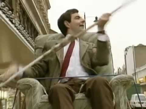 Mr. Bean´s daily routine (Grade 4)