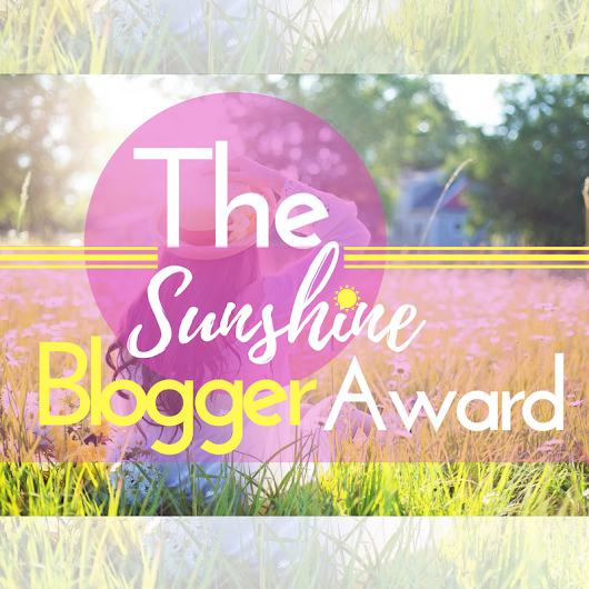A little bit about the JMCB Blog--The Sunshine Blogger Award 2018 | Running on Happiness & DIY Projects | Just me Chelsea