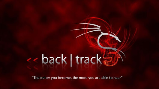 My backtrack