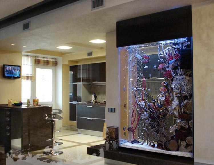 25 Rooms With Stunning Aquariums Decoholic