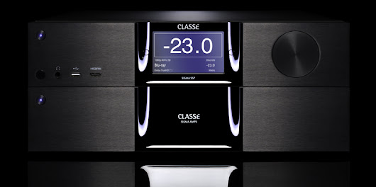 Classé Sigma SSP AV Processor and AMP5 Review