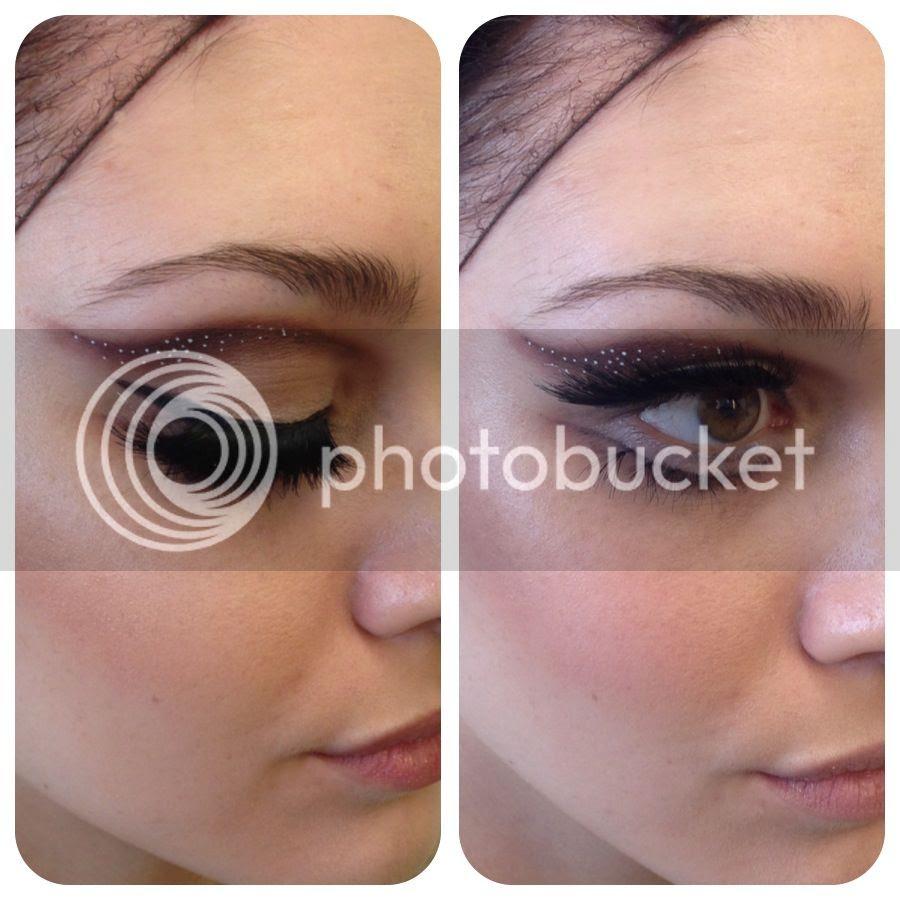 6039s Mod Makeup Using Cosmetics A La Carte Laura Louise Makeup
