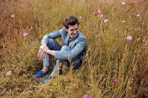 NYLON Guys - July 2012, Andrew Garfield