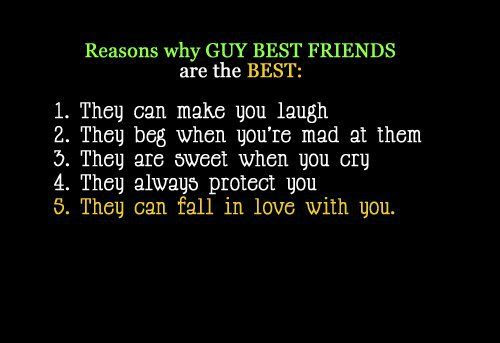 Boy Best Friend Quotes And Sayings