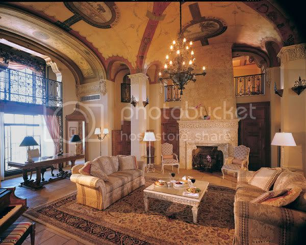 The Al Capone Suite at the Biltmore Hotel