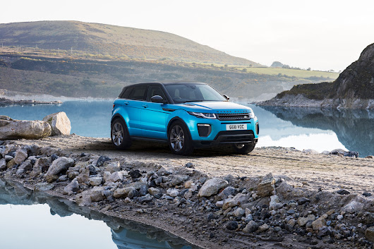 Range Rover Evoque Landmark Edition Launched In India At Rs. 50.20 Lakhs (Ex-Showroom)
