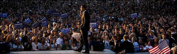 Barack in Eugene