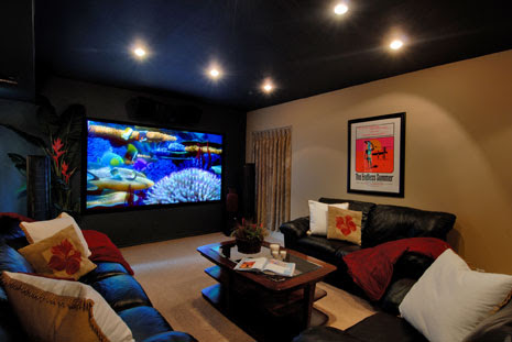 The Basement Home Theater Dilemma | Flatscreen or Projector?
