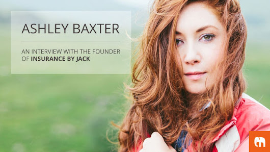 Interview with Ashley Baxter, founder of Insurance by Jack