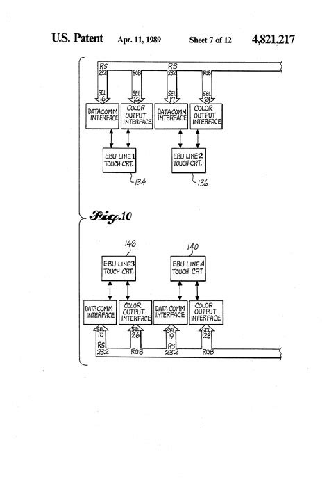 Patent US4821217 - Programmable jet engine test station