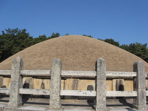 General Gim Yu-Shin tomb@ Gyeongju