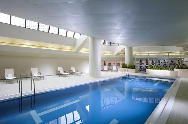 Pool - Photo courtesy of Hilton Tokyo