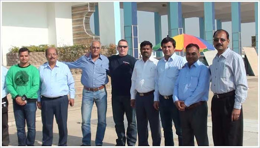 Marshalls Fairstone Sawn and Riven Paving - A trip to India to see the stone processing factories and quarries in the Kota region of Rajasthan