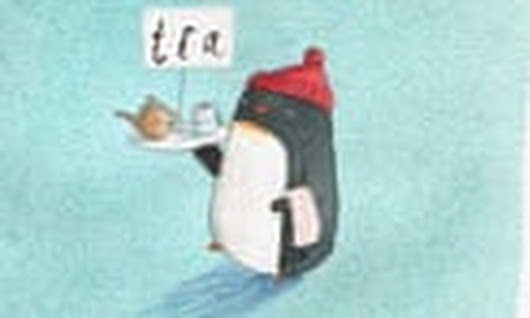 Oliver Jeffers: How to draw ... penguins | Children's books | The Guardian