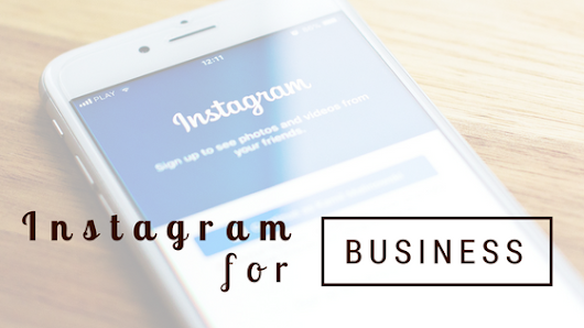 Instagram for business: a free business profile and user insights - Snoopreport.com Blog