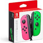 Nintendo Switch Joy-Con Pair, Neon Pink/Neon Green
