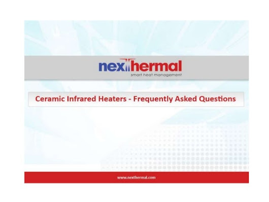 Nexthermal Ceramic Infrared Radiators and Heaters - Frequently Asked …