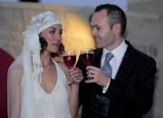 Iniesta Marriage Photos