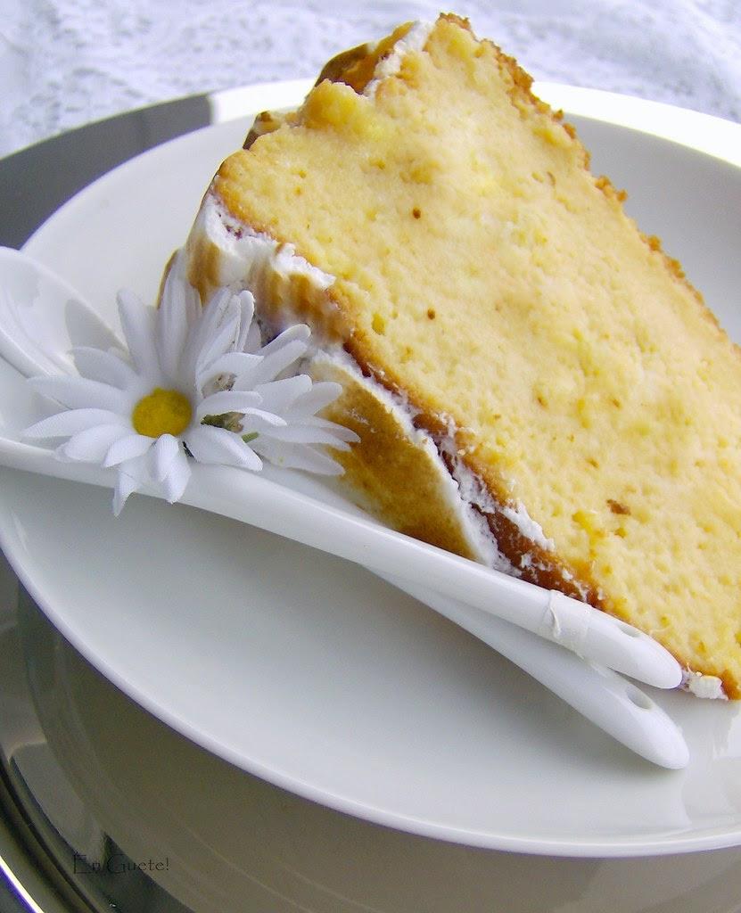 Torta tres leches, especialidad chilena.