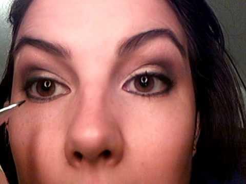 smokey green eye makeup. SMOKEY GREEN/BLUE EYES TUTORIAL middot; NYX Lake Moss Eyeshadow Tutorial