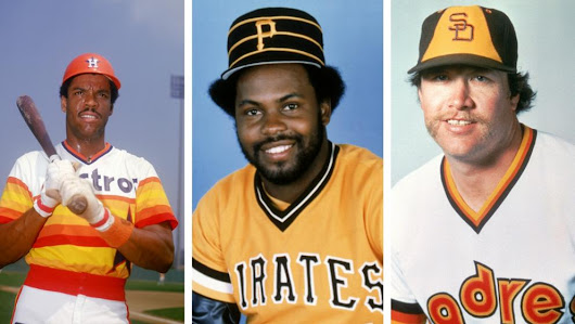 Are these the five boldest and most unusual uniforms in baseball history?