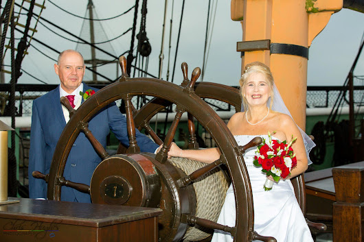 Wedding Photography, HMS Trincomalee, Hartlepool - Chris Hughes Photography | Bishop Auckland Photographer
