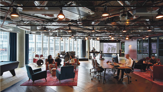 The impact of open-plan offices on leadership