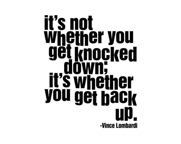 Getting Back Up After Falling Quote Quote Number 661955 Picture