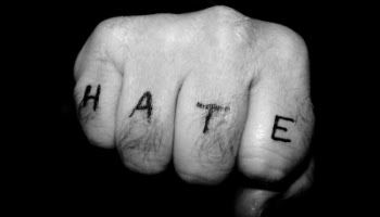 Before You Learn To Kill You Have To Learn To Hate