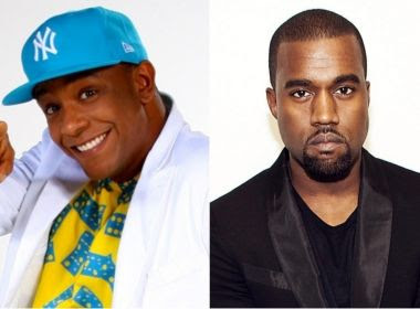 Márcio Vitor confirma parceria com o rapper Kanye West: 'Ele é uma referência'