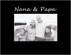 Nana Papa Athena Posters