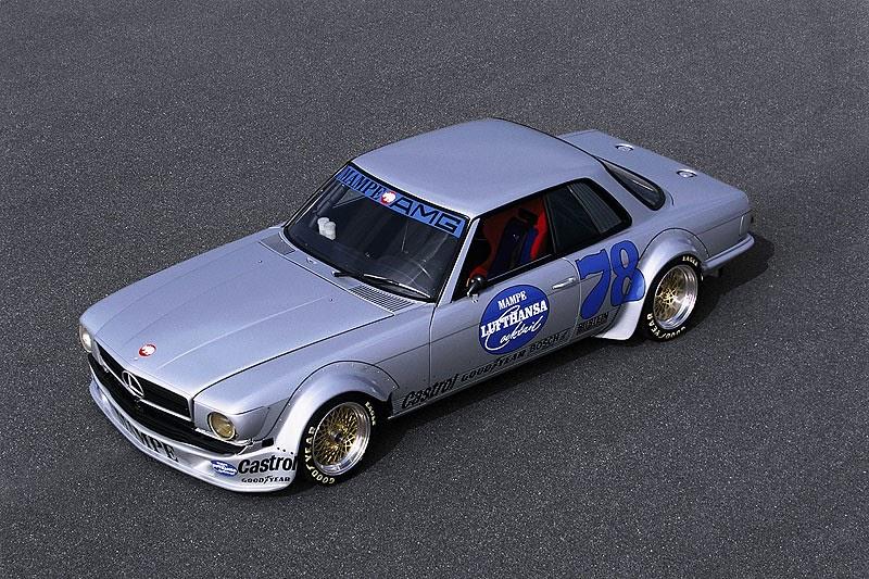 The Amazo Effect 1978 Amg Mercedes Benz 450 Slc Amg Mampe