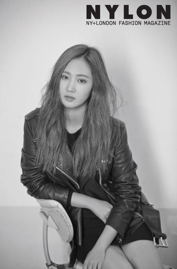 SNSD Yuri - Nylon Magazine December Issue '14