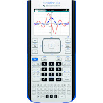 Texas Instruments Nspire CX II Graphing Calculator
