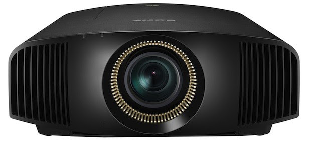 Sony's new 4K, HD projectors unveiled for US home theaters great and small