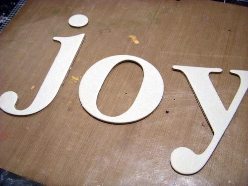 Chipboard Joy