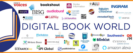 Digital Book World 2018 Award Finalists Announced | Digital Book World 2018