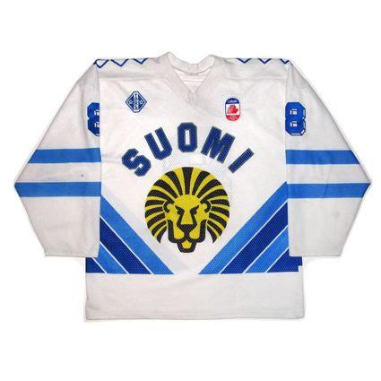 Finland 1991 CC jersey photo Finland1991CCF.jpg
