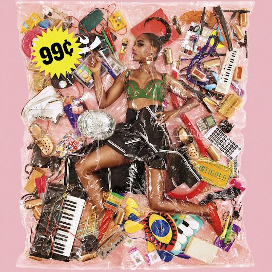 WPGM Recommends: Santigold – 99¢ (Album Review)