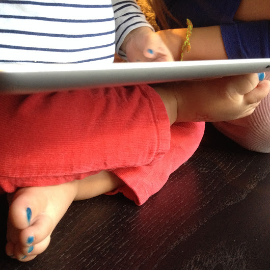 Screen-Free Week: a false good idea? FREE iPad and iPhone app to help parents monitor their children's screen time