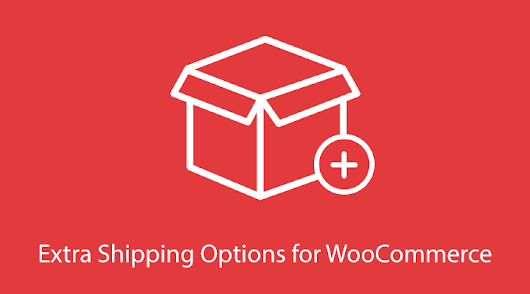 A shiny new plugin: Extra Shipping Options for WooCommerce - Shop Plugins