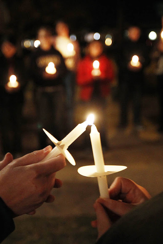 Candlelight Vigil by The Mayday Project
