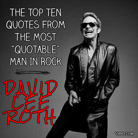The Top Ten Quotes From The Most Quotable Man In Rock Diamond